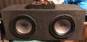 Apline Boom Box Stereo Top of the Line