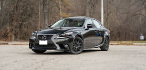 2016 Lexus IS 350 Executive - Low Kms - Like New!