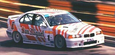 Calcamonía: 1/24 S271108 1994 San Miguel BMW 318i Macau Gp