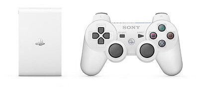 SONY Playstation Vita TV PSV TV White Console + Controller  *VGC*+Warranty!