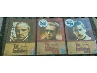 The Godfather dvd set