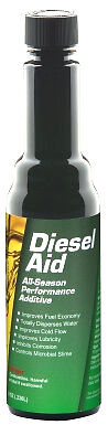 E ZOIL Diesel Aid All Season Performance Additive 8oz   Part D10 08 Case of 24