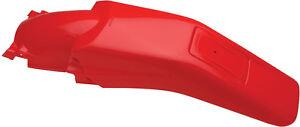 ACERBIS REAR FENDER (RED) Fits: Honda XR250R,XR400R