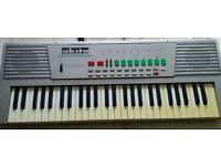 Akita 54 key keyboard with stand