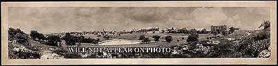 1913 Kansas State University Vintage Panoramic Photograph Panorama 29