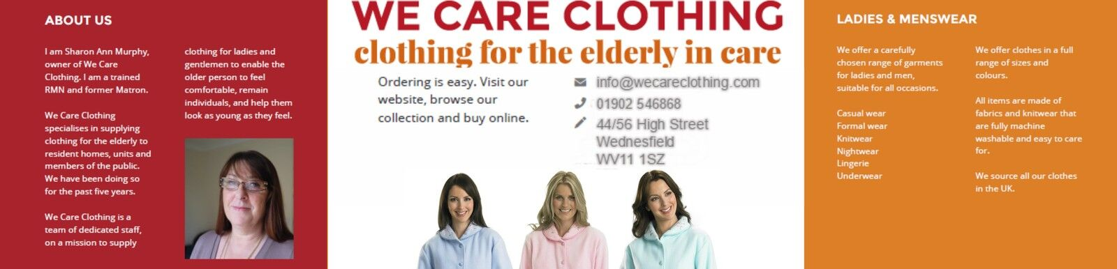 We Care Clothing