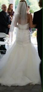 Mikaella Wedding Gown - Reduced Price