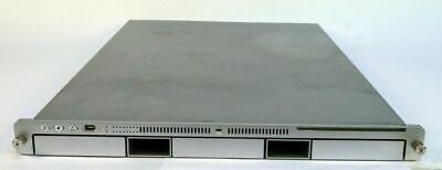 "Apple Xserve Server; DP @1.33GHz; 1GB RAM, 185GB 3.5"" HDD, CDROM, 1 PSU"