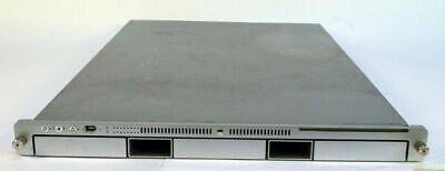 "Apple Xserve Server; DP @1.33GHz; 1GB RAM, 185GB 3.5"" HDD, CDROM, 1 PSU"
