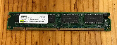 Pin Dimm 16 Chip (128MB 168pin PC100 8chip 8x16 SDRAM Memory DIMM Equiv p/n KTC-6611/128)