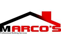 MARCO'S BUILDING and MAINTENANCE SERVICES