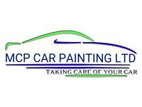 MCP CAR PAINTING LTD Car and Motorcycle specialist 15 YEARS OF EXPERIENCE! ✔Reliable ✔Fast ✔Quality