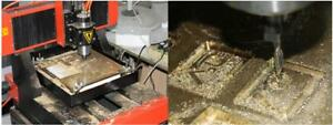 14.17*14.17 inch 3636 CNC Router Machine Copper Die Engraving Machine 220v 017251