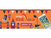 iKlinik - Express smartphone repair service