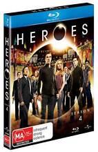 Heroes Season 4 OR Seasons 1-4 (Blu-ray) Port Pirie Port Pirie City Preview