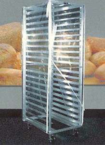 Single & Double Bakery Rack Covers