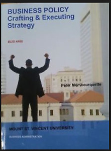 MSVU Business Policy Text