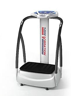 VT12 Cardioteh T-ZONE VIBRATION MACHINE ( as new) Helensvale Gold Coast North Preview