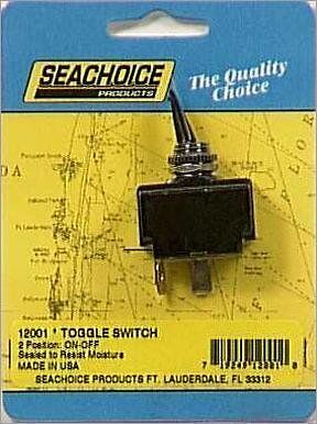 Boat Marine Auto Electrical 2 Position Toggle Switch ~ ON / OFF 12V 15A AC125v