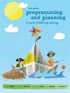 Programming and Planning in Early Childhood Settings 6th Edition Mermaid Waters Gold Coast City Preview