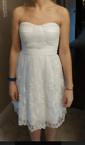 Short Wedding Dress Size 4