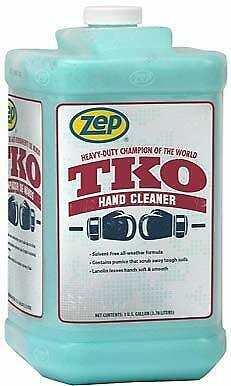 Zep Heavy-duty Tko Hand Cleaner 1 Bottle The Hand Cleaner Trusted By Mechanics