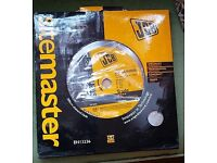 "JCB Sitemaster 12"" diamond blade saw"