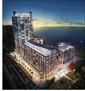 BRAND NEW DOWNTOWN BURLINGTON CONDOS AT BRIDGEWATER RESIDENCES
