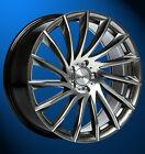 Glänzende BMW 19 Zoll Felgen fürs Auto