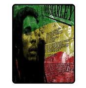 Bob Marley Blanket