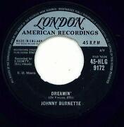 Johnny Burnette Dreamin