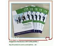 CFA Schweser 2017 All levels available.FRM Schweser 2017.