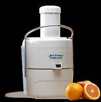 Jack LaLanne's Power Juicer with all components