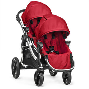 City Select Double stroller Kitchener / Waterloo Kitchener Area image 1
