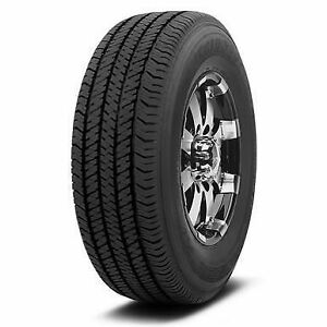 NEW Bridgestone Dueler H/T (D684 II) P265/70R17 save $200