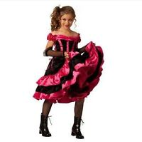 Can Can Girl Costume, size 12-14