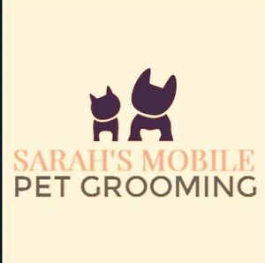 Mobile pet grooming service