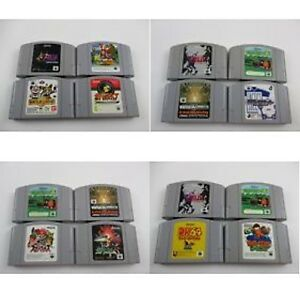 16x N64 Games Lot - Japanese Imports - Nintendo