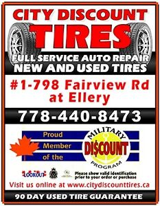 Tire blow out sale, +/- 50%off