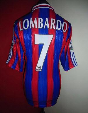 Crystal Palace shirt