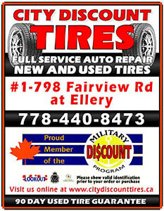 We Buy, sell and Trade Tires
