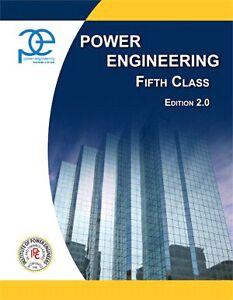 5th Class Power Engineering Books 1-3 Hard to Find Edmonton Edmonton Area image 1