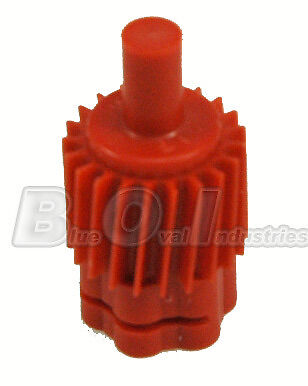 1966-1969 1983-1998 Mustang 21 Tooth 3.73 3.27 3.89 3.25 V8 RED Speedometer Gear