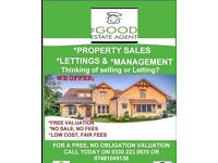 CALLING ALL LANDLORDS **Let your PROPERTY for ONLY £49 FEES**
