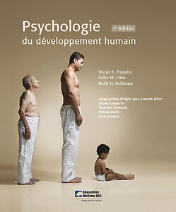DIANE E. PAPALIA PSYCHOLOGIE DU DÉVELOPPEMENT HUMAIN 7e ÉDITION