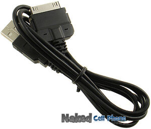 USB DATA SYNC CHARGER CABLE FOR SANDISK SANSA E200, E250, E260, E270, E280, C200
