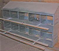 looking for chicken nest boxes