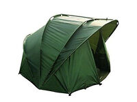Pro Logic 1 man Spider Dome includes winter wrap. vgc
