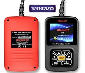 iCarsoft i906 Volvo Scanner Diagnostic Multi-system