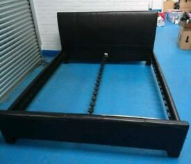 Marks and Spencer 6ft queen bed frame (can deliver)